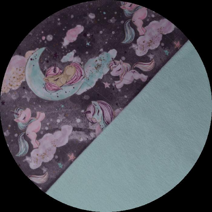 Polarfleece Hell-Mint